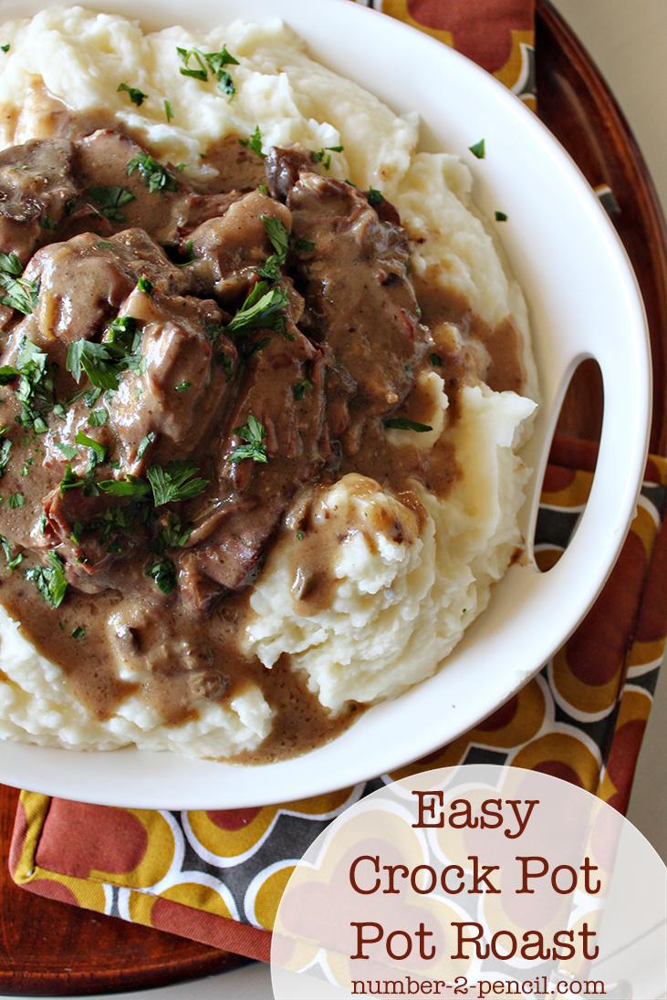 recipe: how to thicken pot roast gravy in crock pot [2]