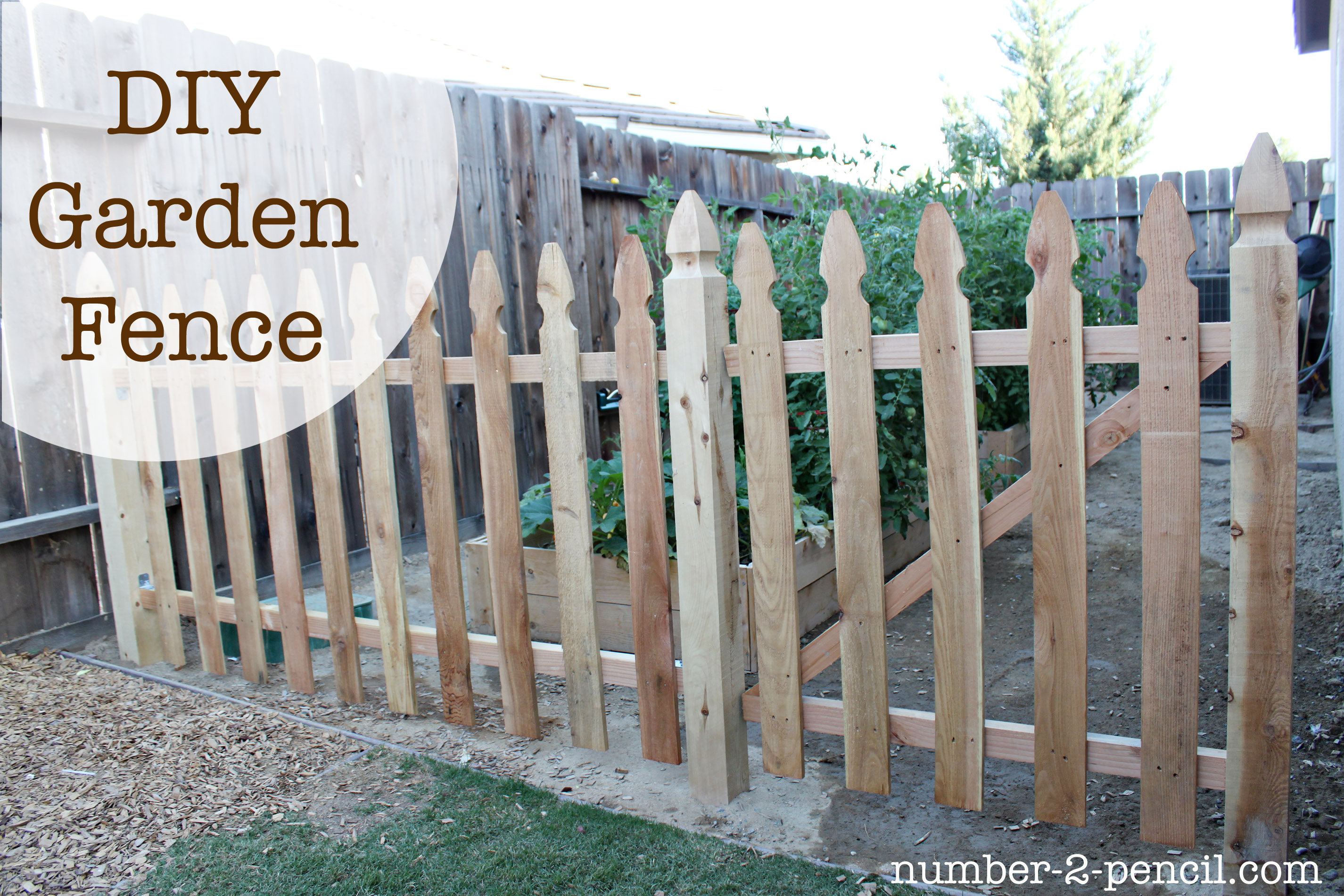 Vegetable Garden Gates And Fences