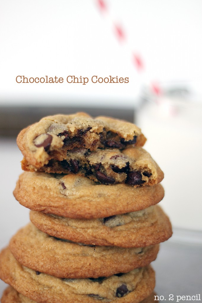 Absolutely The Best Chocolate Chip Cookies Recipe — Dishmaps