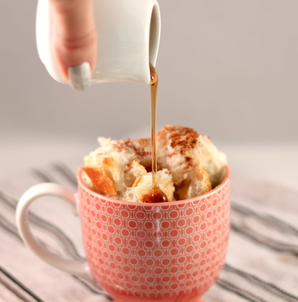 Coffee Mug Cake Microwave