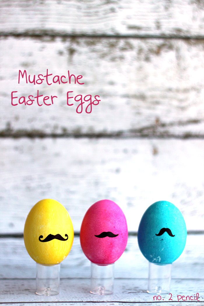 mustache easter eggs no 2 pencil - Pictures Of Easter Eggs 2