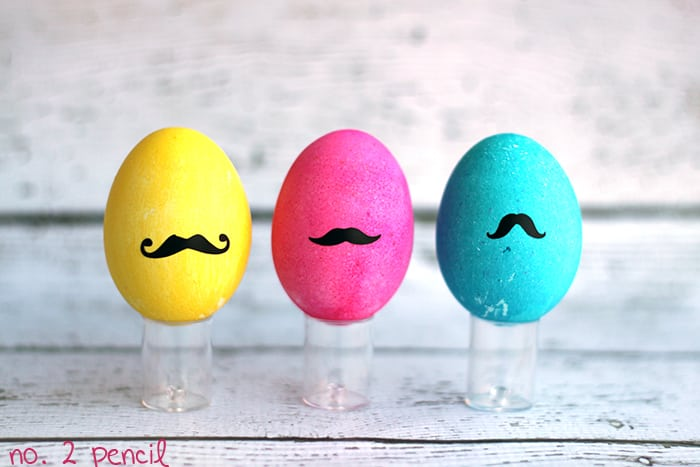 mustache easter eggs - Pictures Of Easter Eggs 2