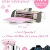 Epic Mother's Day Giveaway