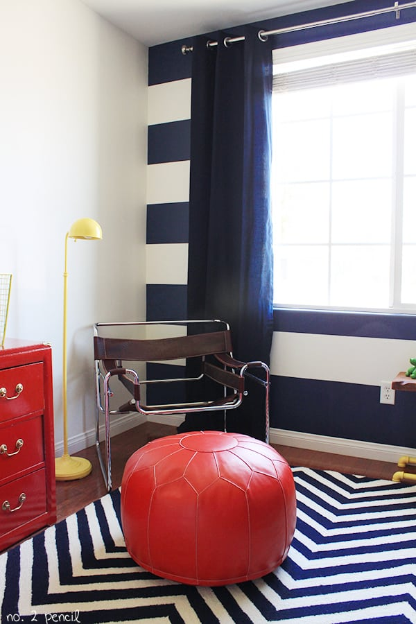 Boy Room Makeover