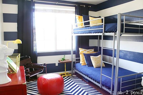 Boy Room Makeover