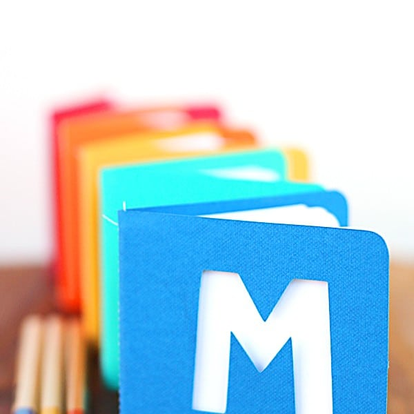 DIY Mini Journals for Kids