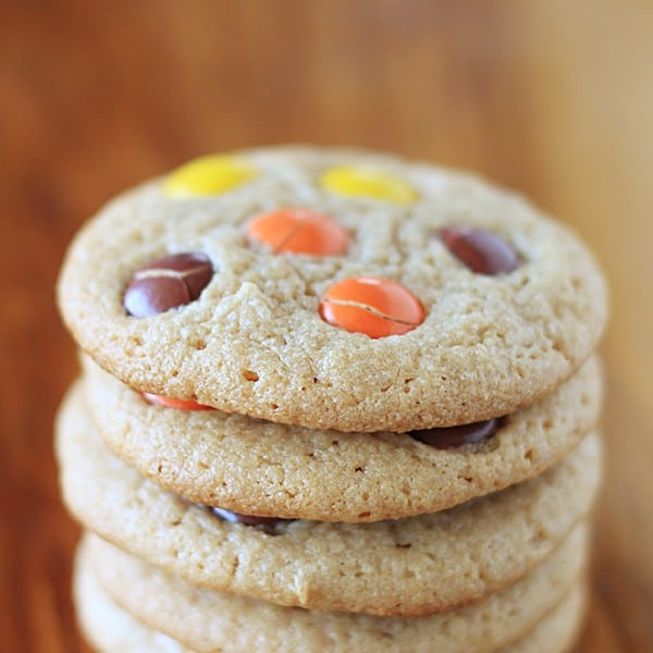 Easy Peanut Butter Cookies 2