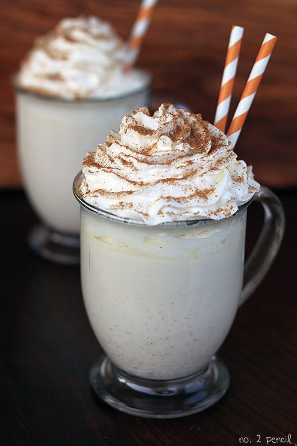 Alcoholic Hot Chocolate London