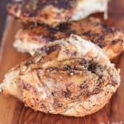 Slow Cooker Chicken Breasts Header