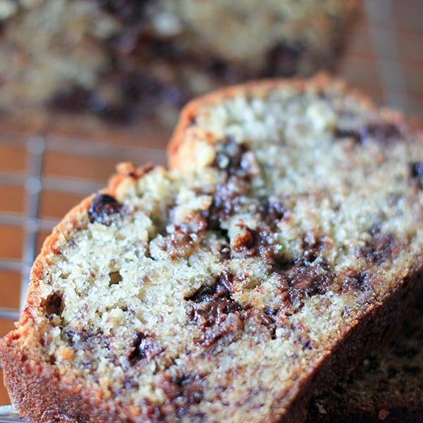 Chocolate Chip Banana Bread-2