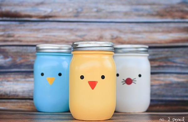 Easter Mason Jars-3