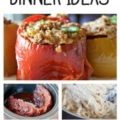 Twenty Easy Dinner Ideas