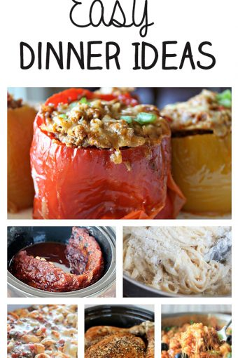 20 Easy Dinner Ideas for the Whole Family
