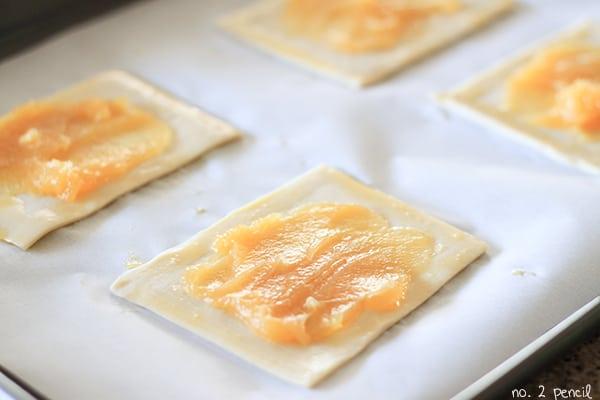 Homemade Lemon Toaster Pastries!!