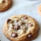 Big Chocolate Chip Cookies-4