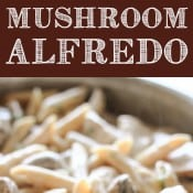 One-Pot Portobello Mushroom Alfredo Pin