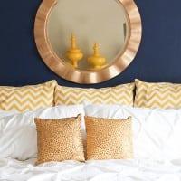 Master Bedroom with Glidden