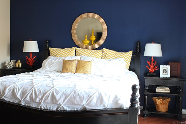 Master Bedroom Makeover After
