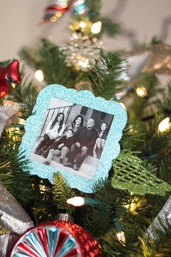 DIY Ornament Frames