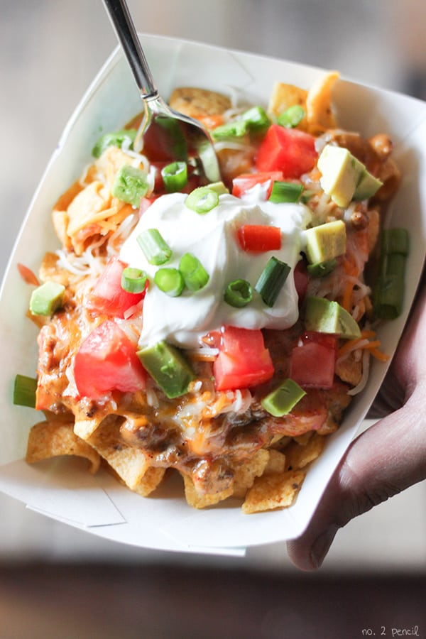 Taco Queso Dip and a Football Party-11