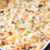 Easy Breakfast Casserole Recipe-7