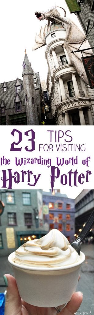 The Wizarding World of Harry Potter Tips and Tricks