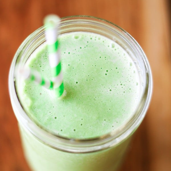 Green Dream Smoothie and My Morning Protein