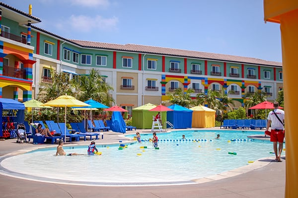Legoland Hotel Resort California