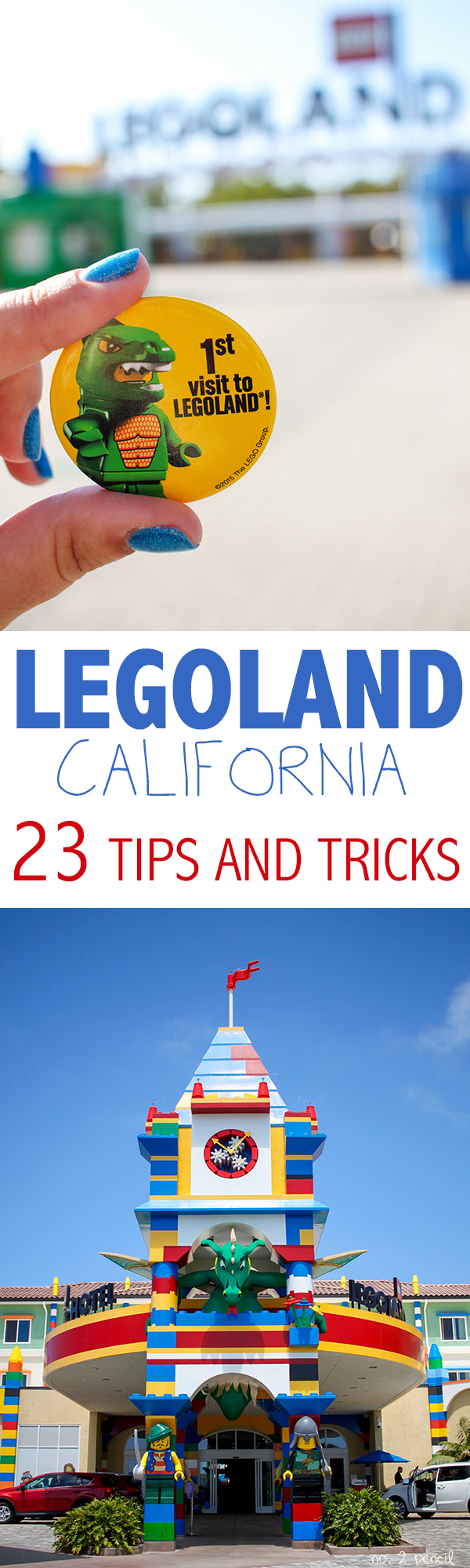 LEGOLAND Tips and Tricks - 23 tips for visiting LEGOLAND California
