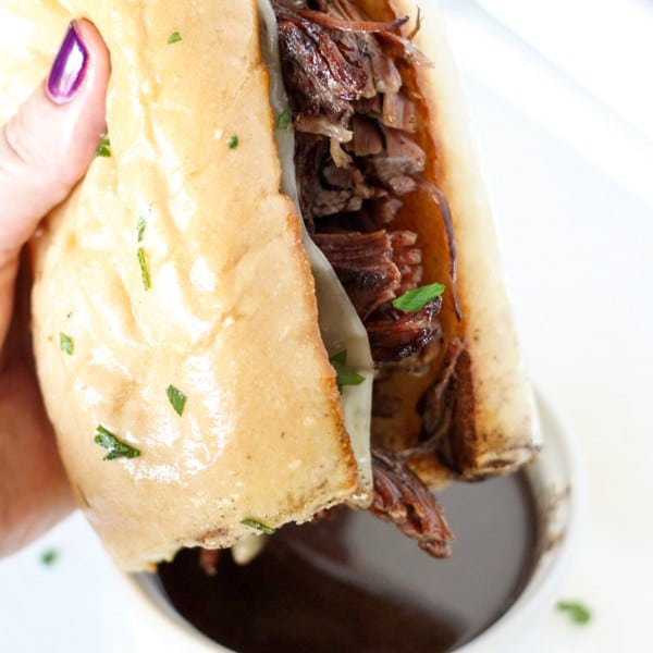 Instant Pot French Dip Sandwich Recipe
