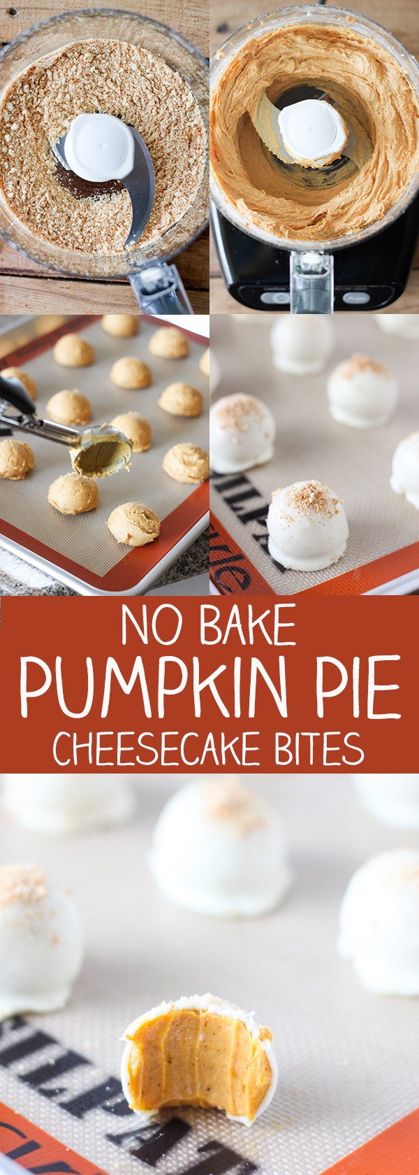 No Bake Pumpkin Pie Cheesecake Bites Easy To Make And Eat