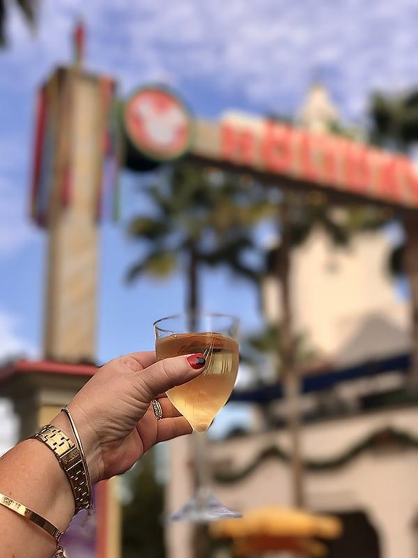 Disneyland Festival of Holidays - best food and drinks and Disneyland's new Festival of Holidays at California Adventure