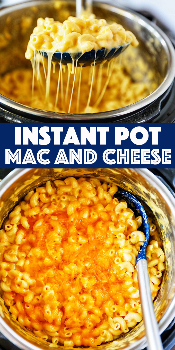 Mac and Cheese Instant Pot