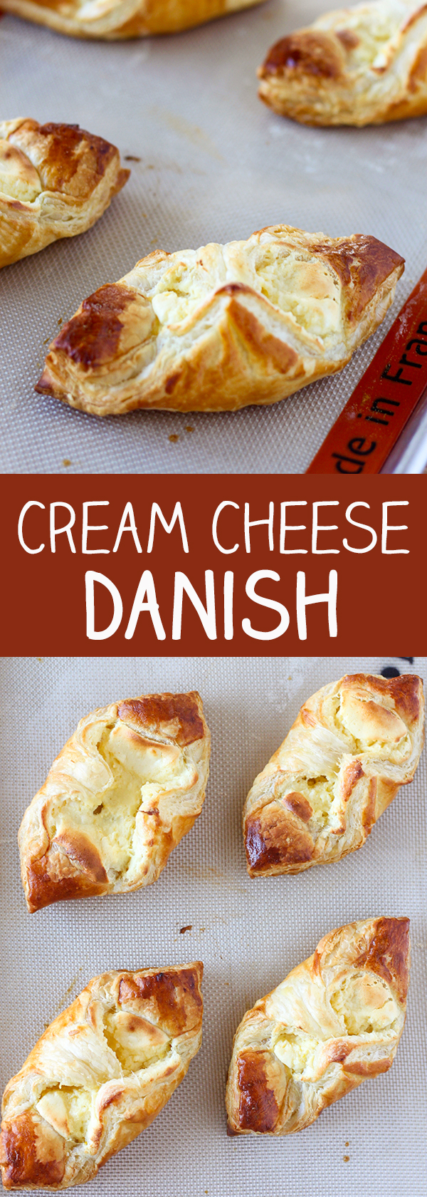 Easy Cream Cheese Danishes