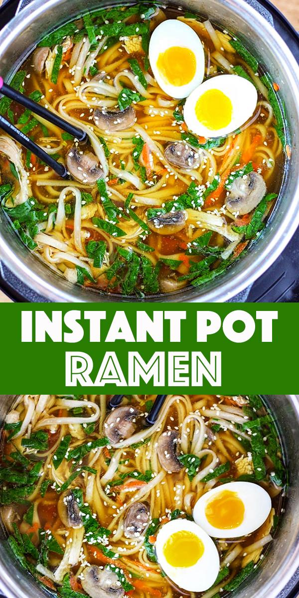 Instant Pot Ramen