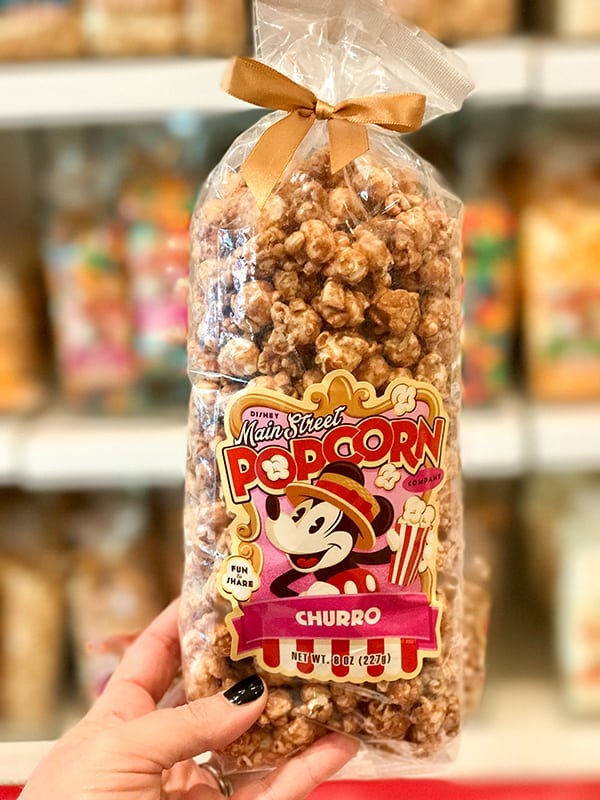 Disneyland Churro Popcorn
