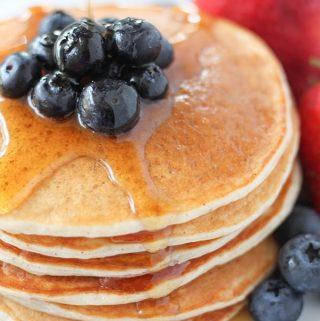 Weight Watchers Pancakes Recipe