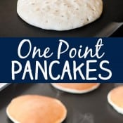 One Point Pancakes