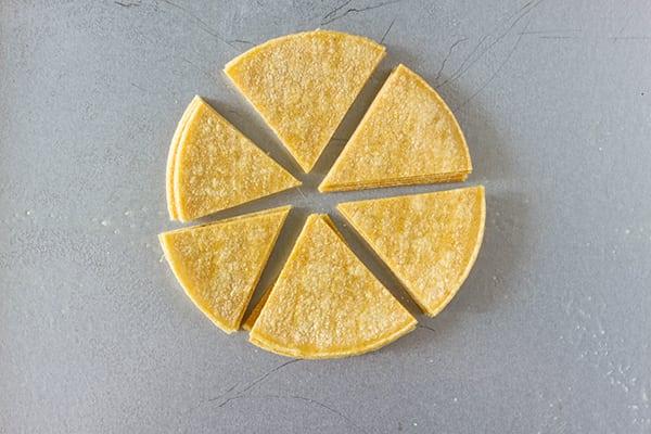 2 Point Tortilla Chips - Easy Baked Tortilla Chips-2