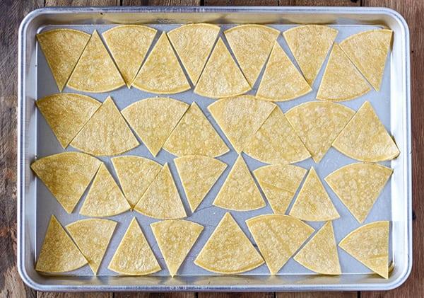 2 Point Tortilla Chips - Easy Baked Tortilla Chips-3
