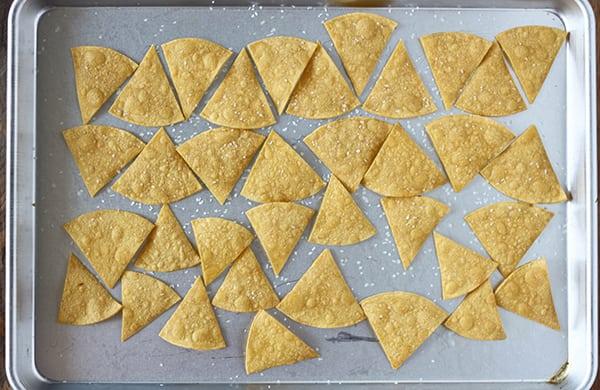 2 Point Tortilla Chips - Easy Baked Tortilla Chips-4