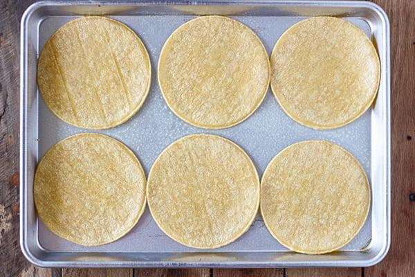 2 Point Tortilla Chips - Easy Baked Tortilla Chips