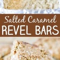Salted Caramel Revel Bars Pin