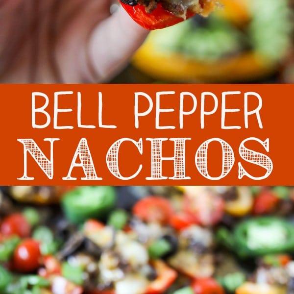 Bell Pepper Nachos