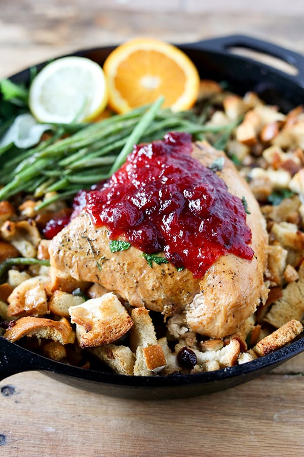 Easy Turkey Breast Dinner