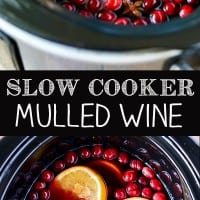 Slow Cooker Mulled Wine Pin