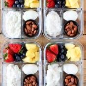 Easy Breakfast Meal Prep