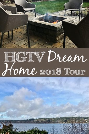 My Tour of the HGTV Dream Home 2018