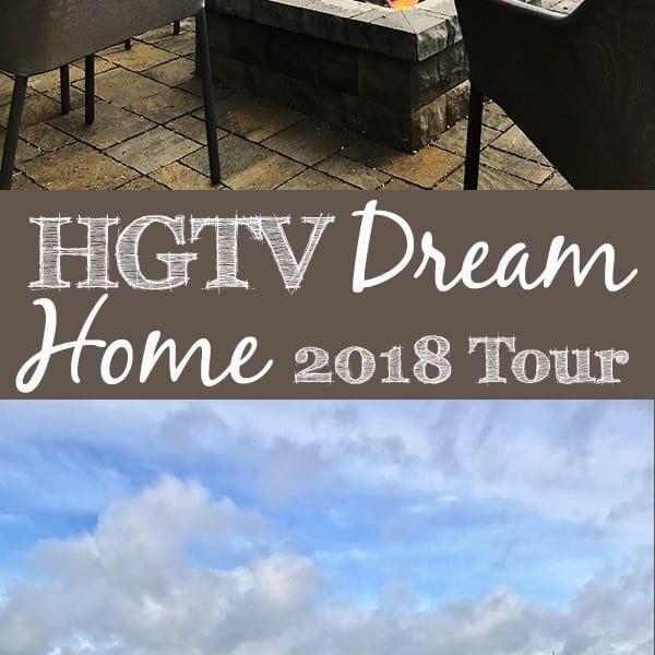 My Tour of the HGTV Dream Home 2018