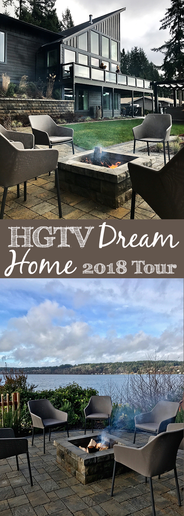 My Tour of the HGTV Dream Home 2018 - No  2 Pencil